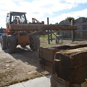 Reclaiming the Timbers