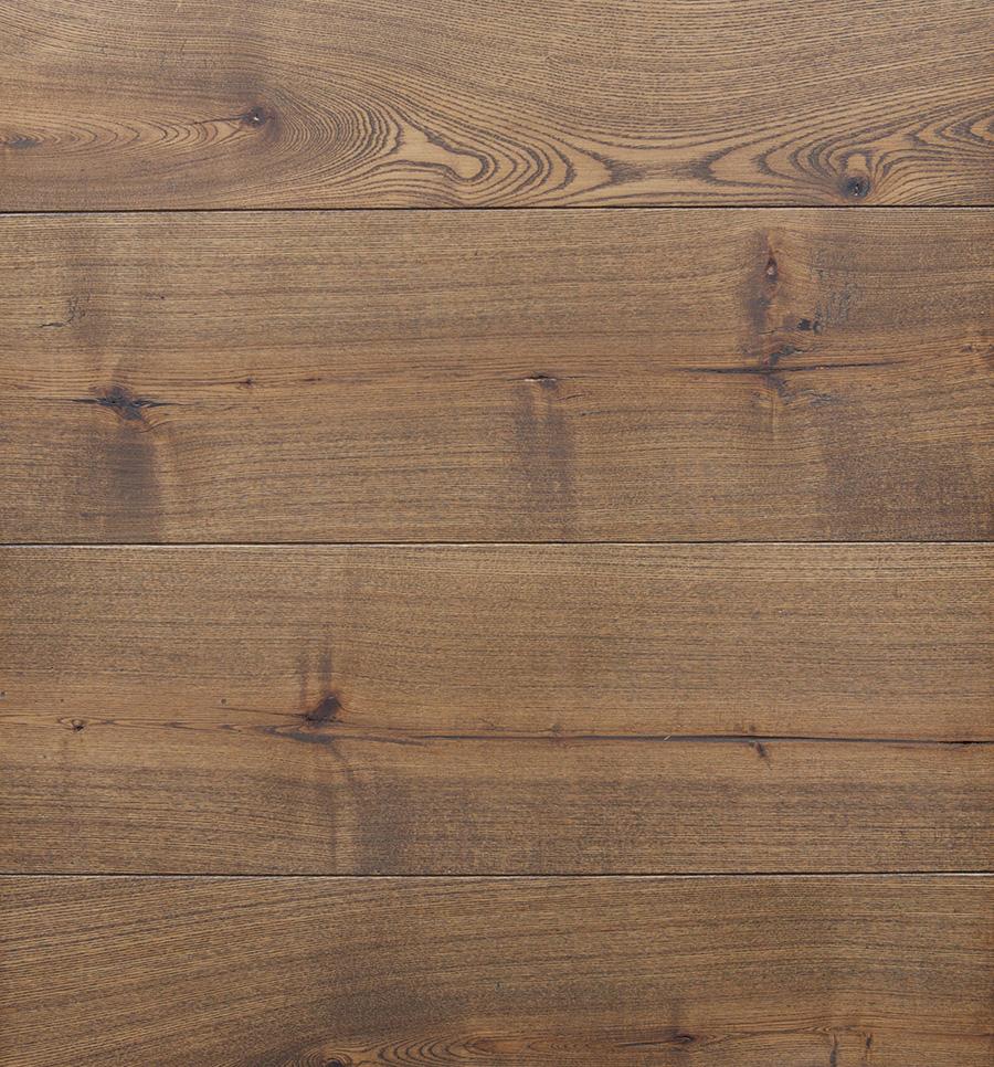 Antique Black Ash Flooring