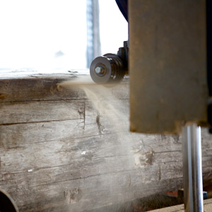 Precision Sawing